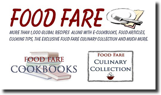 Welcome to Food Fare!